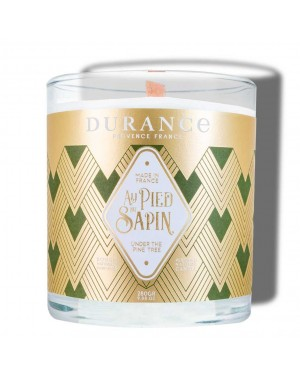 Bougie naturelle parfumée...