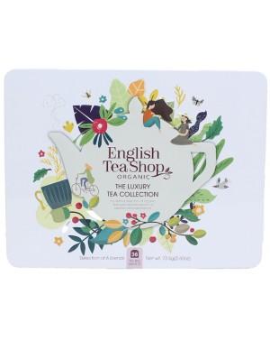 Coffret de sachets de thé...