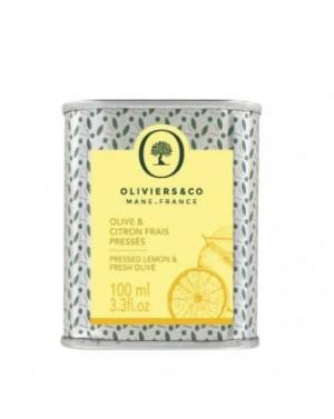 Huile d'olive Citron frais...