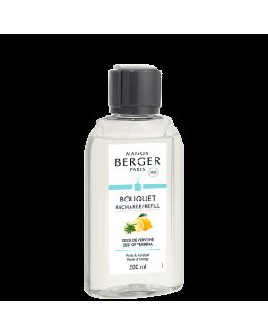 Recharge pour bouquet parfumé Zeste de Verveine - Maison Berger