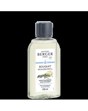 Recharge pour bouquet parfumé Savon d'autrefois - Maison Berger