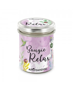 Bougie d'ambiance Relax -...