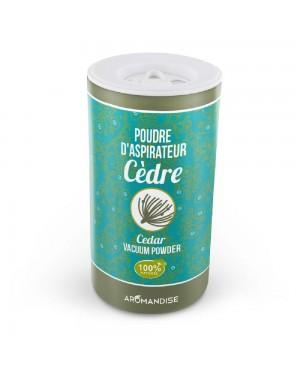Poudre parfumée Cèdre pour...