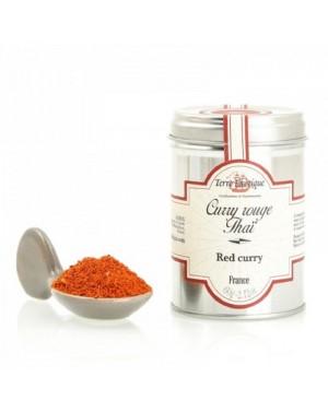Curry rouge en boite 60g -...
