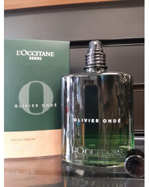 Eau de parfum homme Olivier ondé - L'Occitane 75 ml