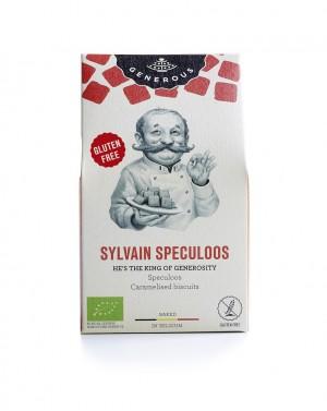 Biscuits Sylvain spéculoos...