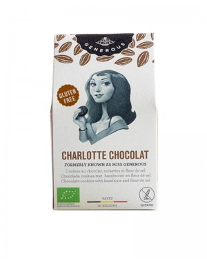 Biscuits Charlotte chocolat...