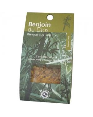 Benjoin du Laos - encens naturel en résine - Florisens