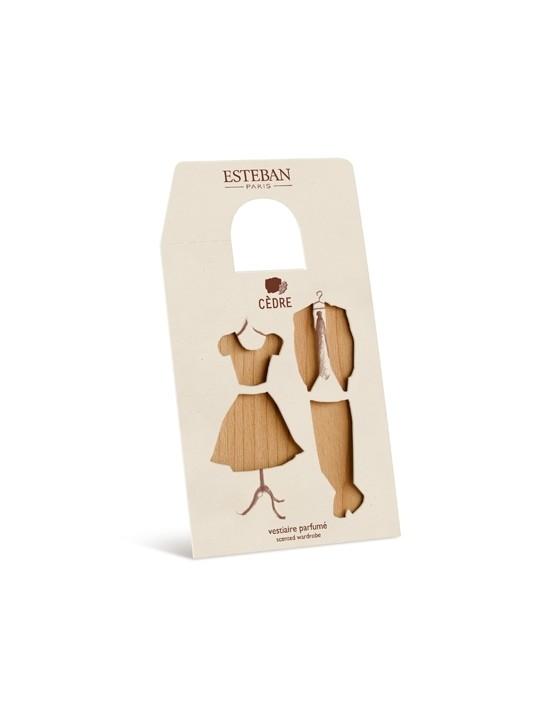 Vestiaire parfumé Cèdre - Esteban