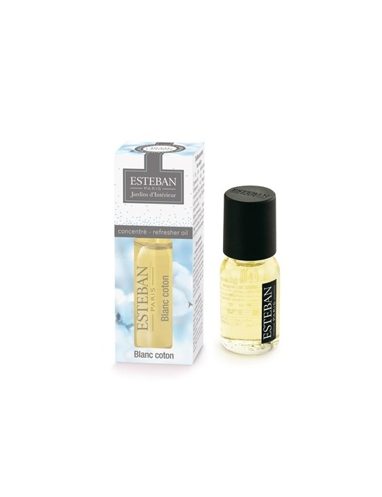 Concentré de parfum Blanc coton - Esteban