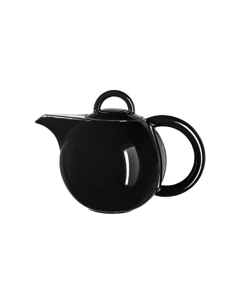 Théière en porcelaine noire 0,5L - Asa