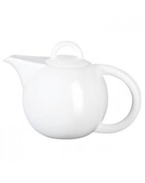 Théière en porcelaine blanche 2,5L - Asa