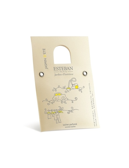 Sachet parfumé Jasmin d'été - Esteban