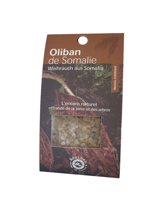 Oliban de Somalie - Encens naturel en résines - Florisens