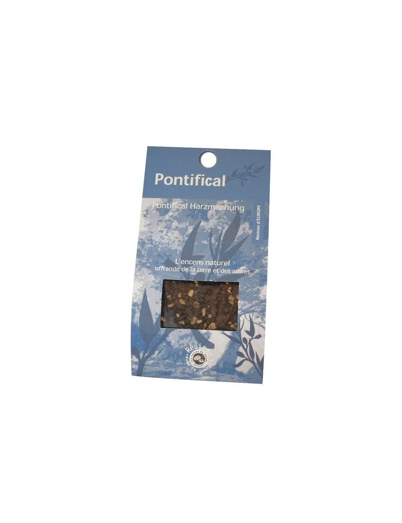 Pontifical - encens naturel en résine - Florisens