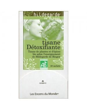 Tisane détoxifiante - Hildegarde