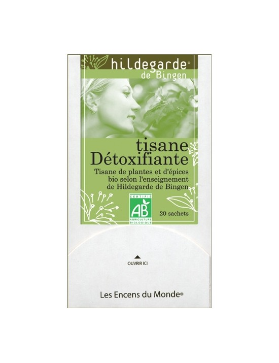 Tisane drainante - Hildegarde