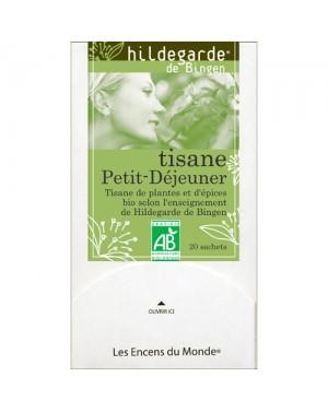 Tisane petit déjeuner - Hildegarde