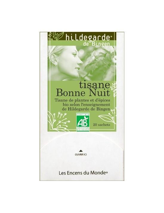 Tisane bonne nuit - Hildegarde