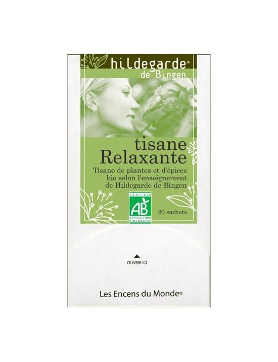 Tisane relaxante - Hildegarde