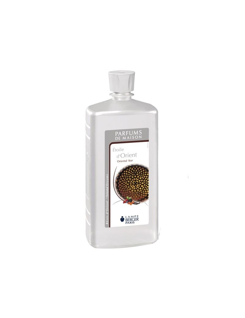 Recharge de parfum etoile d 39 orient 1l lampe berger for Lampe parfum d ambiance