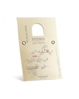 Sachet parfumé Pêche de vigne - Esteban