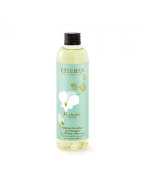 Recharge pour bouquet parfumé Orchidée Blanche - Esteban