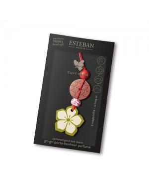 Gri-gri porte bonheur parfumé Esprit de thé - Esteban