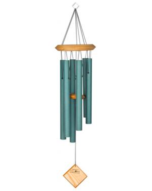 Carillon Terre vert de gris 96cm - Woodstck Chimes