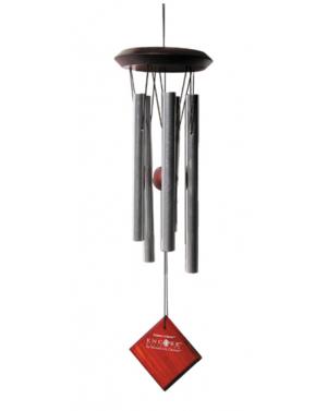 Carillon Mars argenté 43cm - Woodstck Chimes