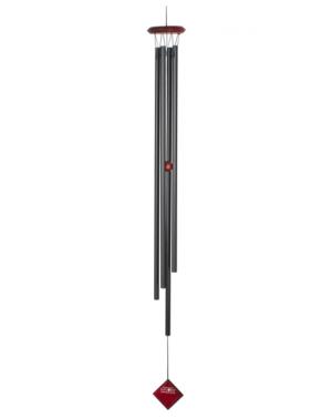 Carillon Saturne noir 119cm - Woodstck Chimes