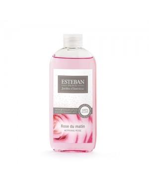 Recharge pour bouquet parfumé Rose du matin - Esteban