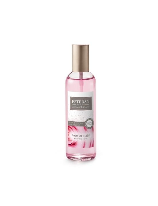Vaporisateur de parfum Rose du matin - Esteban