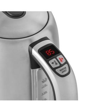 Bouilloire à température variable Serena platinium 1,7L - Riviera et Bar