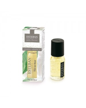 Concentré de parfum Thé en fleur - Esteban
