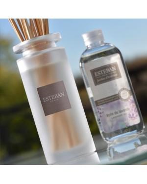 Bouquet parfumé soliflore Voile de Lavande - Esteban