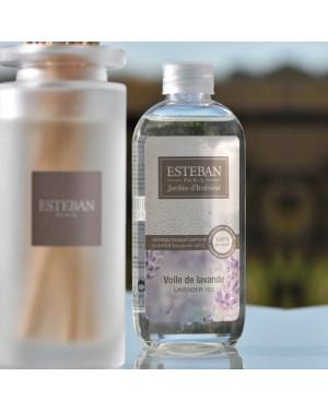 Recharge pour bouquet parfumé Voile de Lavande - Esteban