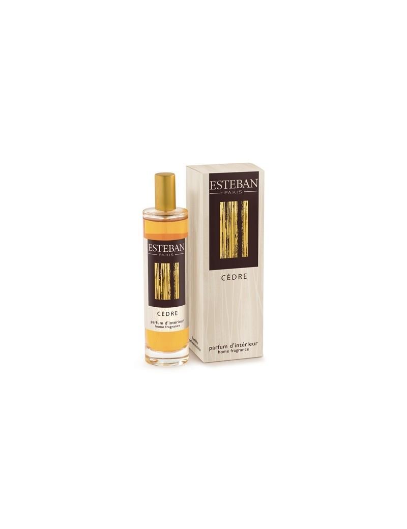 Vaporisateur de parfum Cèdre - Esteban