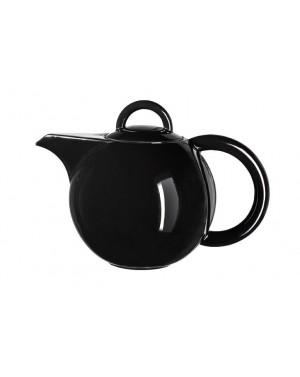 Théière en porcelaine noire 1,2L - Asa