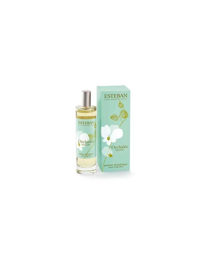 Vaporisateur de parfum Orchidée blanche- Esteban