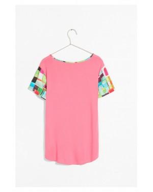 Tee-shirt de pyjama Plain Mojito - Desigual