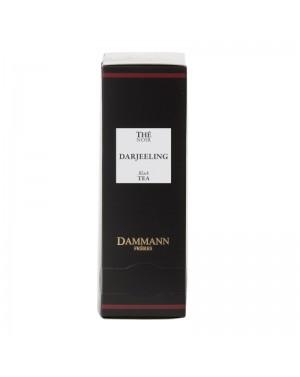 Thé noir Darjeeling en sachet emballé - Dammann frères