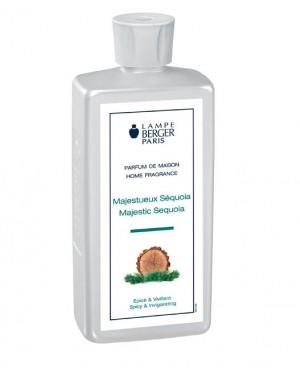 Parfum de maison Majestueux Séquoia - Lampe Berger