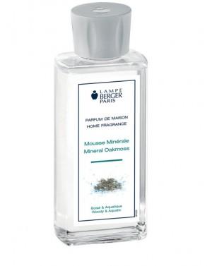 Parfum de maison Mousse minérale 180ml - Lampe Berger