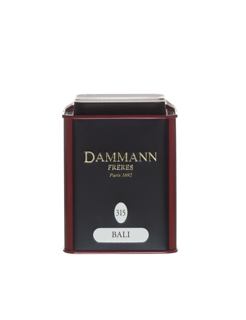 Thé Bali n°315 - Dammann frères