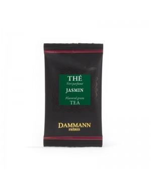 Thé vert au jasmin en sachet emballé - Dammann frères