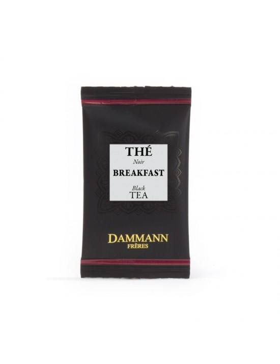Thé noir Breakfast en sachet emballé - Dammann frères