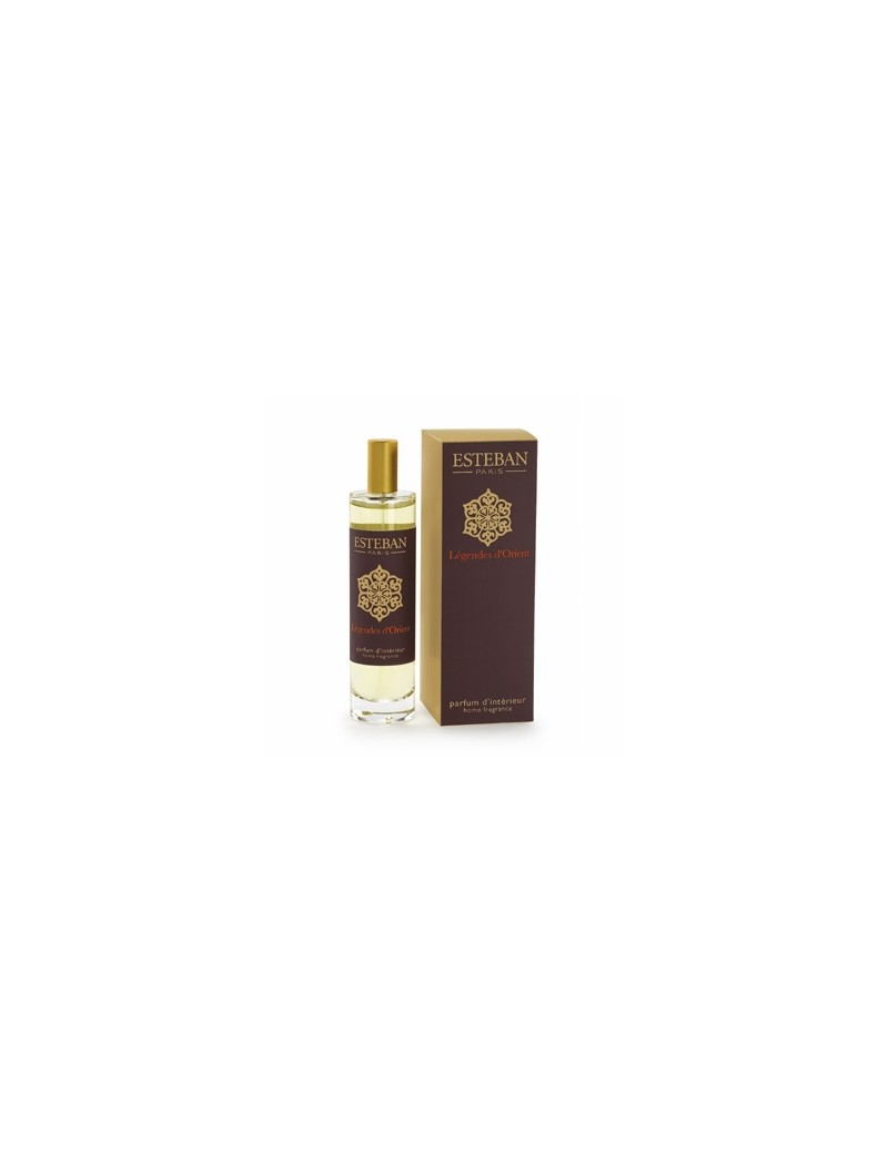 Vaporisateur de parfum Légende d'orient - Esteban