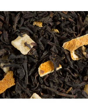 Thé Christmas Tea noir - Dammann frères