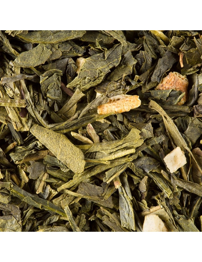 Thé Christmas Tea vert - Dammann frères